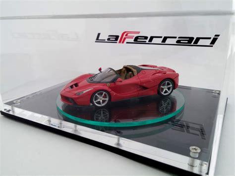 La Ferrari Model by Ferrari Laferrari Spider Leaked Through Scale Model