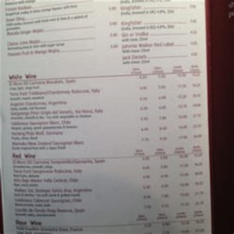 masala zone covent garden menu masala zone indian restaurants yelp