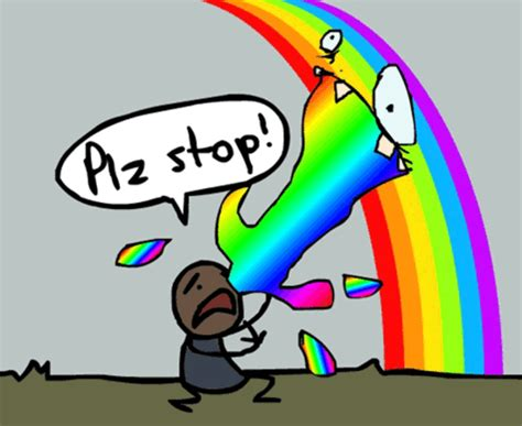 Meme Puking Rainbow - image 120153 puking rainbows know your meme