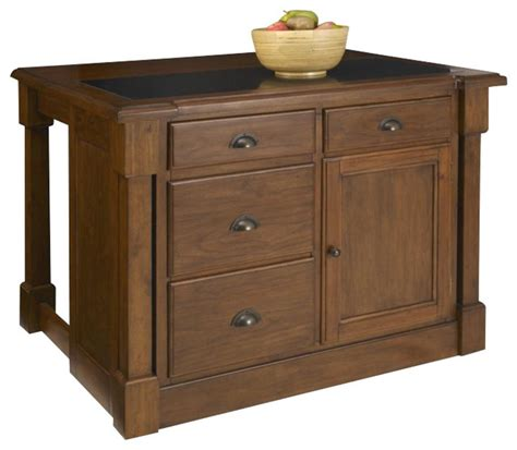 aspen kitchen island home styles aspen kitchen island with drop leaf