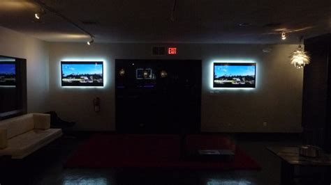inspired led accent lighting modern home theater