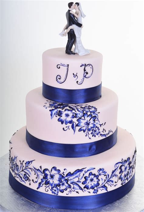 Wedding Cake Og by Royal Blue Wedding Cakes Wedding Cake Blues Cake