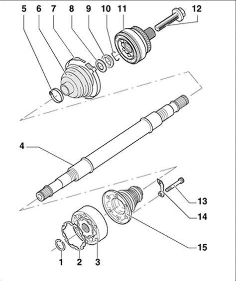 Sk Ii Repair C repair guides manual transaxle front cv joint boot