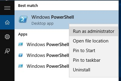how to uninstall and re install system apps from windows 10 how to uninstall and re install system apps from windows 10