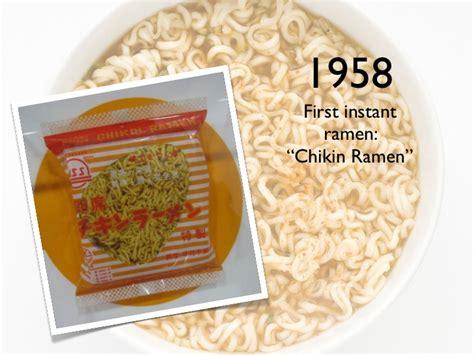Ramen Pasar Lama sejarah mie instan penemuan terbaik jepang di abad 20