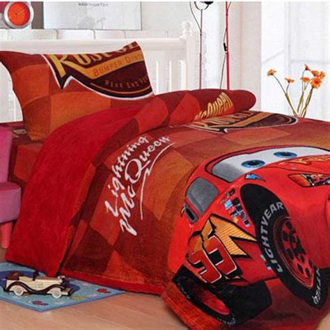 Lightning Mcqueen Bedding Set Mcqueen Bedding