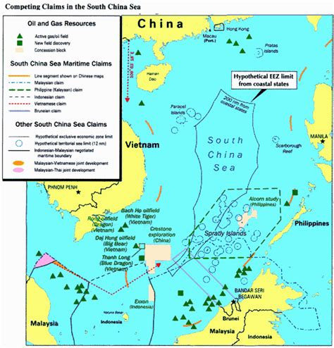 history of the who infested the china sea from 1807 to 1810 classic reprint books spratly islands conflicting claims