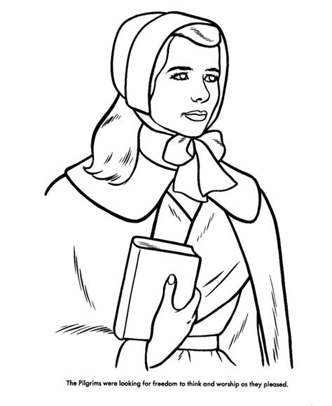free coloring pages of woman at well