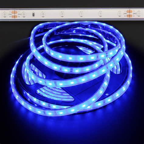 blue waterproof eco 3528 24w led light