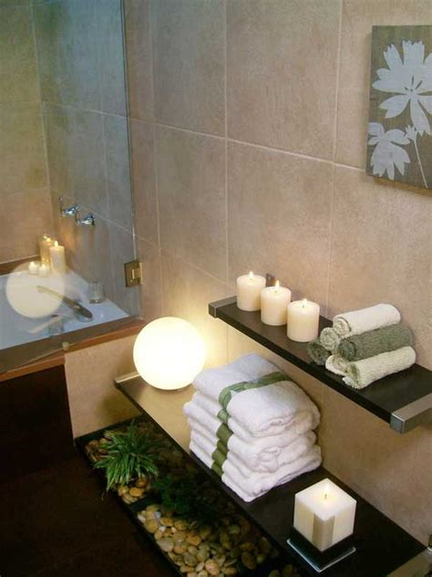 decorating ideas for bathrooms 19 affordable decorating ideas to bring spa style to your