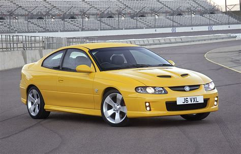 Vauxhall Monaro Coupe Review 2004 2006 Parkers