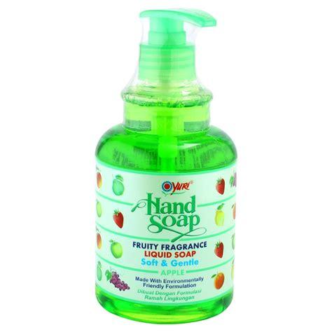 Bola Cuci Pengganti Detergent Murah jual sabun pencuci tangan yuri soap 410ml harga murah langsung distributor