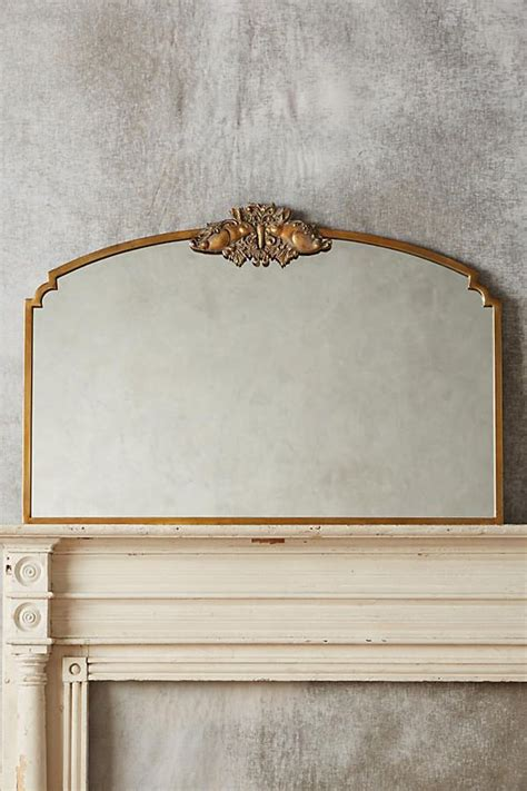 wooded manor mirror mirror decor french country living