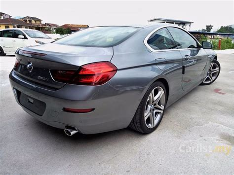 bmw malaysia new year promotion bmw 640i 2012 3 0 in selangor automatic coupe grey for rm