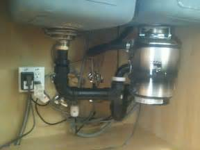 Plumbing A Kitchen Sink With Disposal Plumbing Problems Sink Plumbing Problems