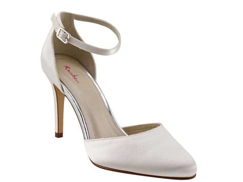 Wedding Shoes With Ankle by Ankle Wedding Shoes Buyretina Us