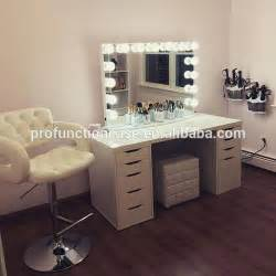 Bedroom Vanity Table maison chambre meubles de luxe 233 clairage maquillage miroir