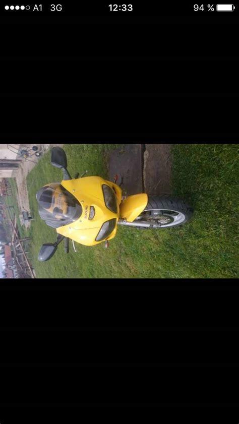 Motorrad Entdrosselt Versicherung by Rennmaschine