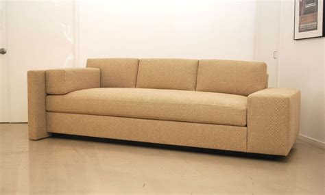 Built In Couches by Custom Built In Sofa Custom Sofas Chaises 2
