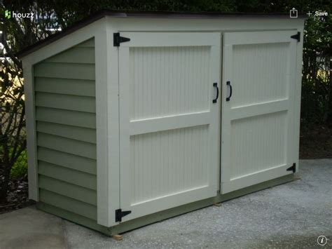 Bin Sheds by 16 Best Images About Garbage Bin Sheds On