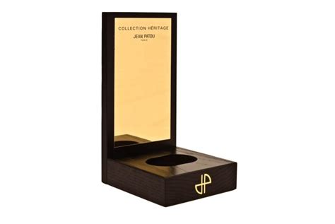 Perfume Rack Stand by Jean Patou Perfume Counter Top Display Stands Smoran S