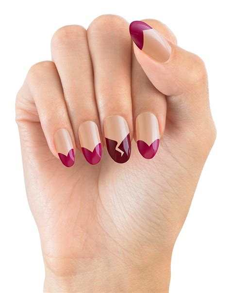 house of breakers elegant touch house of holland nails by elegant touch heart breakers bei asos