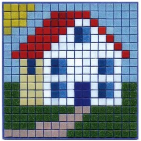 mosaic house house mosaic fun kit the mosaic gallery