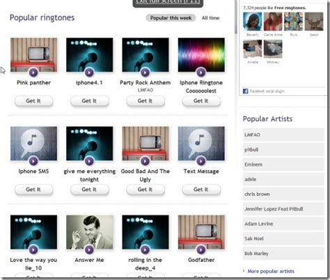 iphone theme ringtone download free 4 free websites to download iphone ringtones