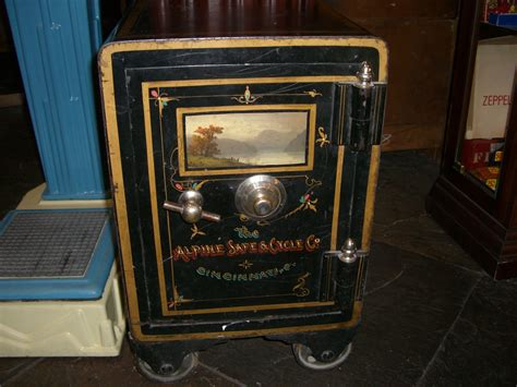 Antique For Sale by Antique Safe Alpine Safe And Cycle Co Country Store