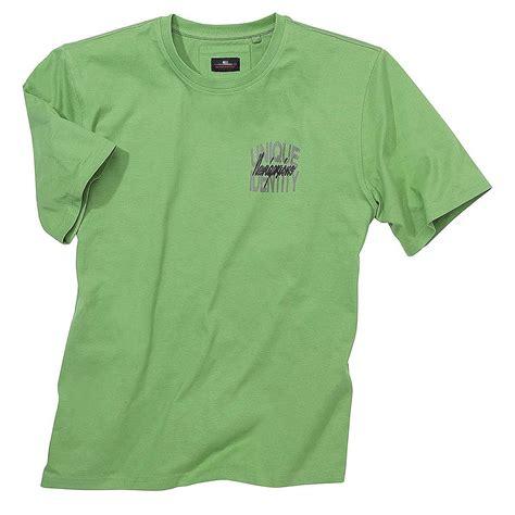 Pinie Farbe by Rundhals T Shirt Farbe Pinie Gr 246 223 Enspezialist M 228 Nnermode