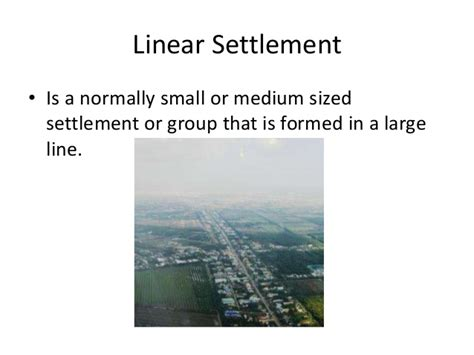 pattern geography meaning human geography