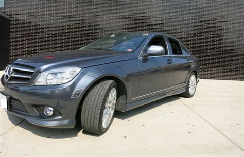 manual cars for sale 2008 mercedes benz c class auto manual find used 2008 mercedes benz c300 sport sedan 4 door 3 0l manual transmission in chicago