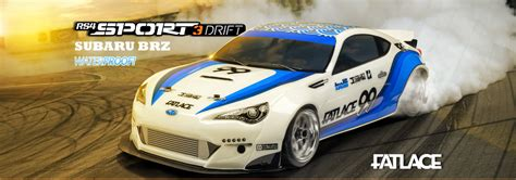subaru brz drift car rs4 sport 3 drift rtr with subaru brz body 114356 hpi
