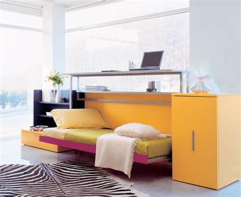 desk for small space living cabrio in folding bed desk for small space living