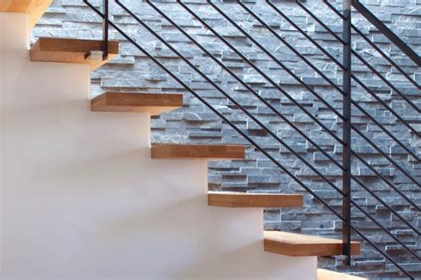 Interior Doors Decorative Glass An Easier Way To Design Floating Stairs Builder Magazine