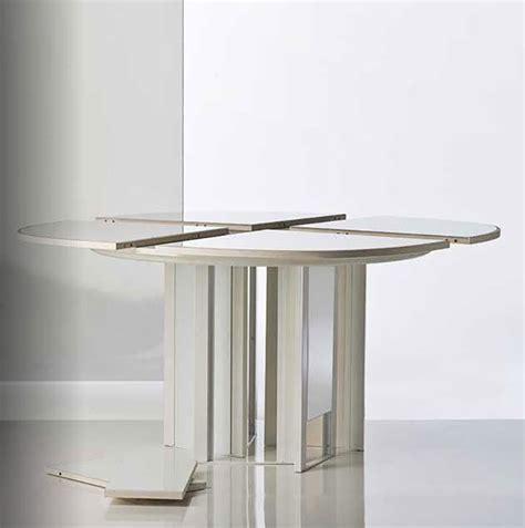 tavolo rotondo allungabile design tavoli rotondi allungabili dal design moderno mondodesign it