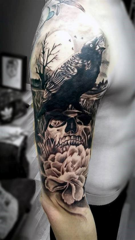 upper forearm tattoo top 50 best arm tattoos for bicep designs and ideas