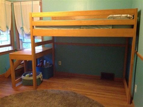 diy loft bed with stairs how to build a loft bed with stairs diy projects for