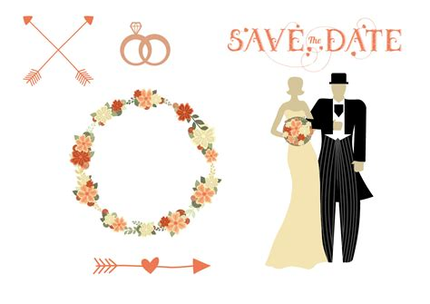 Western Wedding Clipart by Western Wedding Clip