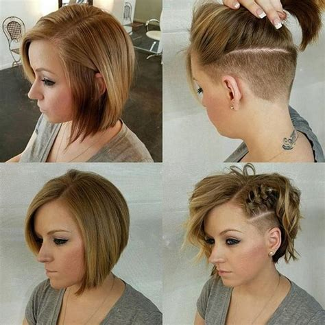 ladies short haircut to make hair look thicker 35 fabulous short haircuts for thick hair