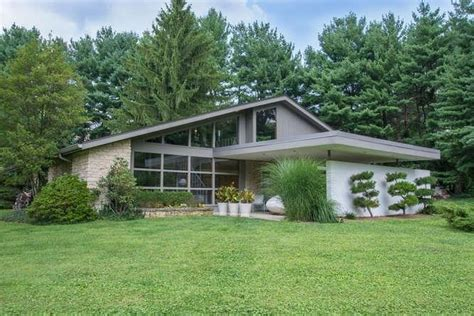 Mid Century Floor Plans by 10 Mid Century Modern Listings Just In Time For Mad Men
