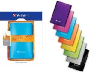 Verbatim Usb 30 Speed 4 Port Portable Usb Hub verbatim s new portable superspeed usb 3 0 drives