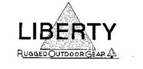 Liberty Rugged Outdoor Gear Liberty Rugged Outdoor Gear Trademark Of Williamson Dickie Holding Company Serial Number