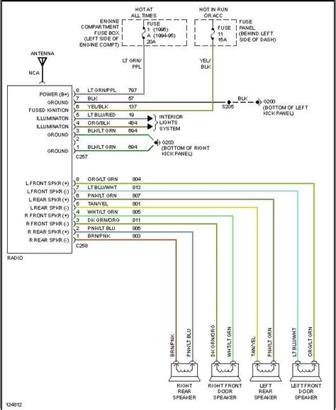 2000 ford f 250 fuse block diagram ford automotive