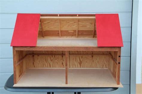stall kinderspielzeug puppenhaus brudergarage pferdestall fahrzeuggarage