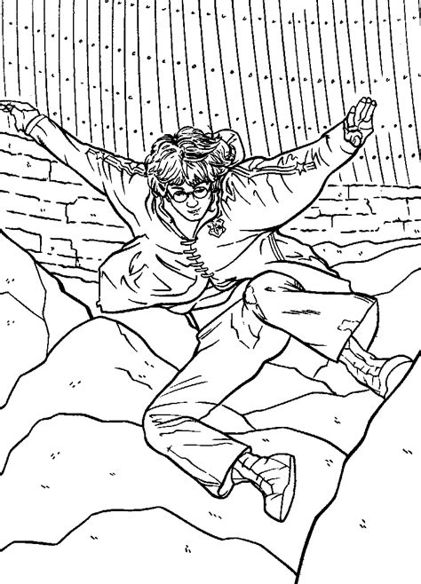 harry potter coloring book preview coloring page harry potter coloring me