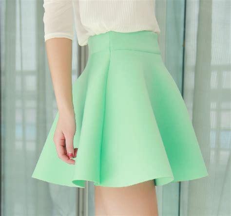Ribbon Flowy Skirt 3 kawaii skirt 183 fashion kawaii japan korea 183