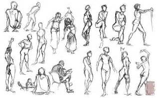 Drawing Poses Photo Reference L