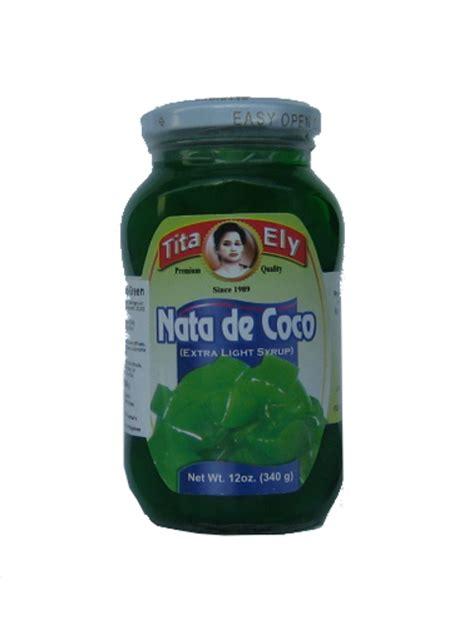 Tepung Powder Nata De Coco store philippinischer laden filippijnse toko