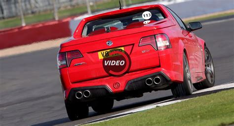 Vauxhall Maloo For Sale Uk Vauxhall S 528hp Maloo Vxr8 Lsa Ute Is A Surprisingly